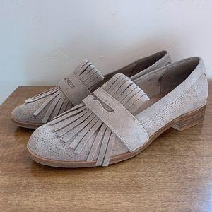 Seychelles tassel loafers
